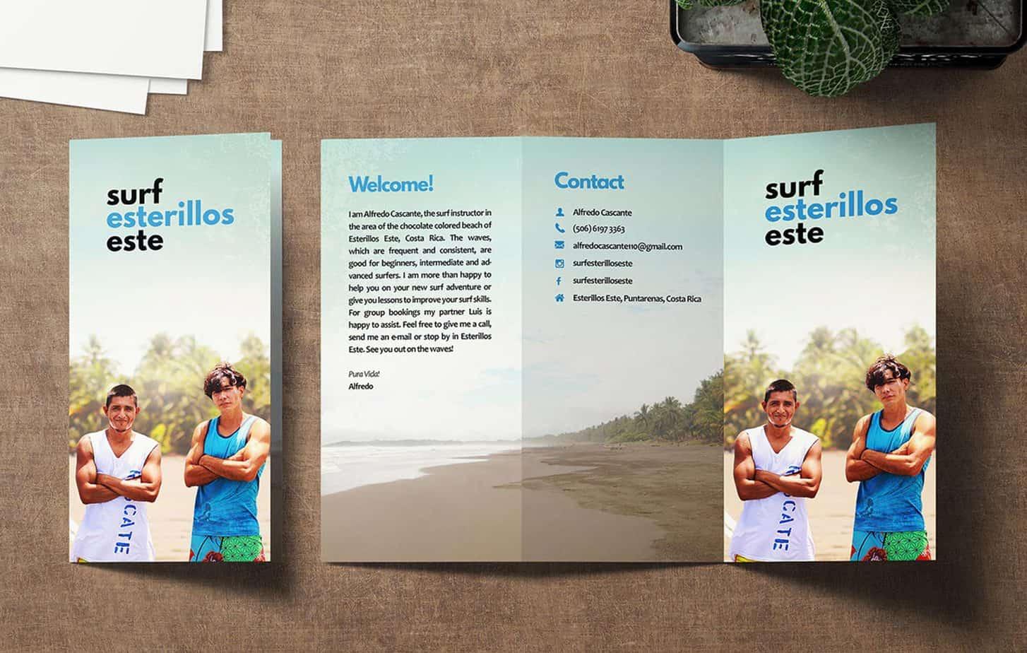 Graphiclagoon Surf2 Surf Esterillos Este