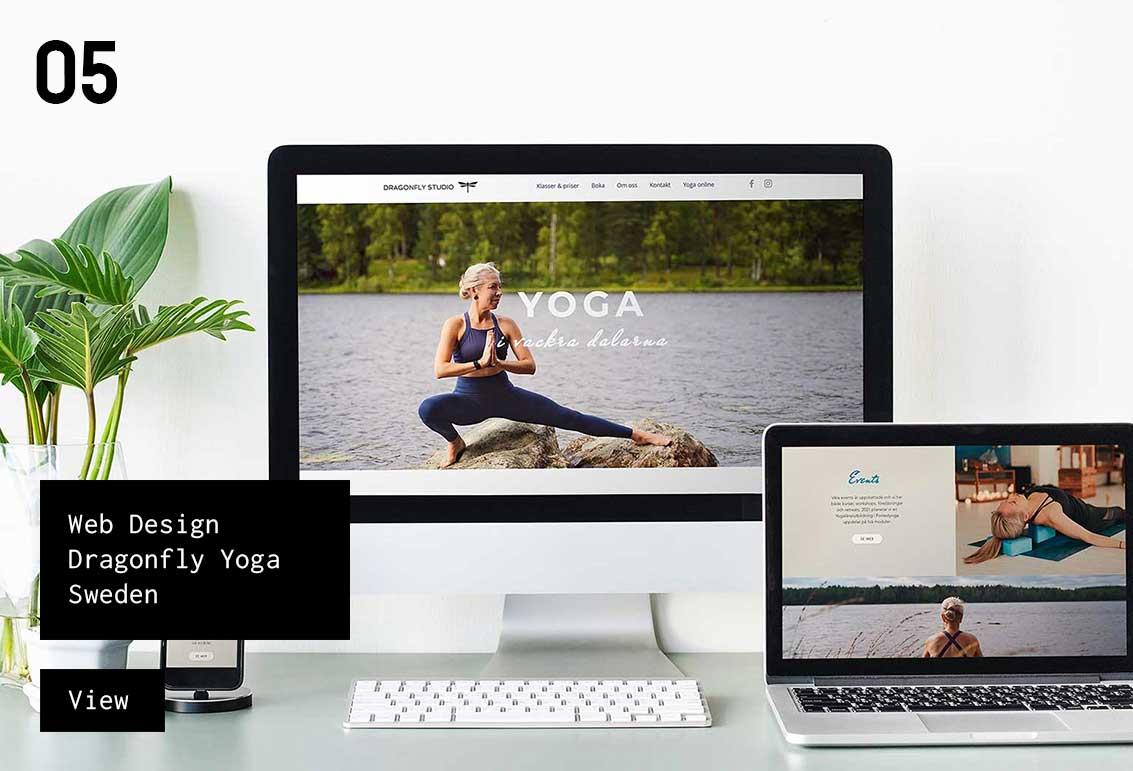Graphiclagoon Dragonfly_yoga Home Mobile